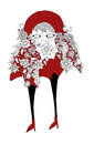 Cartoon: Little red riding hood (small) by jannis tagged people