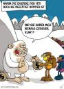 Cartoon: Yeti (small) by mil tagged yeti,existenz,geheimnis,schnee,mil,