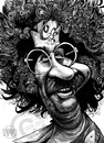 Cartoon: Jerry Garcia (small) by Russ Cook tagged jerry,garcia,grateful,guitarist,guitar,dead,rock,musician,music,60s,stoner,stoned,acid,folk,psychedelic,russ,cook,zeichnung,karikatur,karikaturen,illustration,caricature,cartoon,drawing