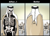 Cartoon: Befor and After Tax (small) by samir alramahi tagged jordan,arab,ramahi,cartoon,democracy