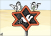 Cartoon: dove25 (small) by samir alramahi tagged dove,peace,ramahi,palestine,arab,israel
