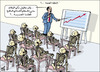 Cartoon: Smart Plans (small) by samir alramahi tagged arab development plans objectives plan ramahi cartoon