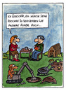 Cartoon: Knochen vergraben (small) by spass-beiseite tagged knochen,hund,vergraben,garten,erde,dreck,schmutz,pfoten,beiseite,spass,unterhaltung,panel,fun,illustration,design,pointe,kunst,comicstrips,comictagebuch,tagebuch,comic,cartoons,cartoon,witz,bildwitz