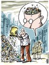 Cartoon: Basura (small) by martirena tagged basura