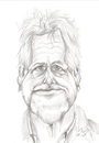 Cartoon: Griff Rhys Jones (small) by cabap tagged caricature