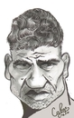 Cartoon: Jack Dempsey (small) by cabap tagged caricature