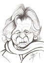 Cartoon: Roman Polanski (small) by cabap tagged caricature