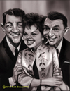 Cartoon: Dean Judy Frank (small) by tobo tagged judy,garland,frank,sinatra,dean,martin