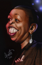 Cartoon: Ethel Waters (small) by tobo tagged ethel waters caricature