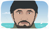 Cartoon: A man called Dolphin (small) by Wilmarx tagged animals,sea