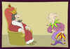 Cartoon: Jester revelation (small) by Wilmarx tagged jester,personage,humor