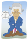Cartoon: Ziraldo (small) by Wilmarx tagged cartoonist,brazilian