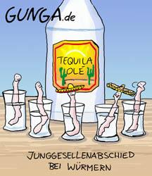 Cartoon: Jungesellenabschied (medium) by Gunga tagged jungeselleabschied