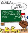 Cartoon: Herr Hahn (small) by Gunga tagged herr,hahn