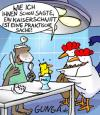 Cartoon: Kaiserschnitt (small) by Gunga tagged kaiserschnitt