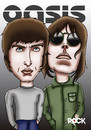 Cartoon: oasis (small) by mitosdorock tagged oasis