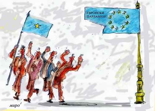 Cartoon: no title (medium) by Miro tagged no,title