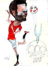 Cartoon: Mata (small) by Miro tagged mata