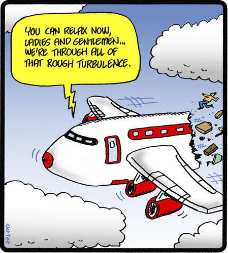 Cartoon: Broken Plane (medium) by cartertoons tagged travel,transportation,airplanes,airport,air,accidents,travel,transportation,airplanes,airport,air,accidents