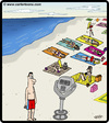 Cartoon: Bikini Viewer (small) by cartertoons tagged beach,sea,ocean,men,women,love,bikini,watching,voyeur,voyeurism,recreational