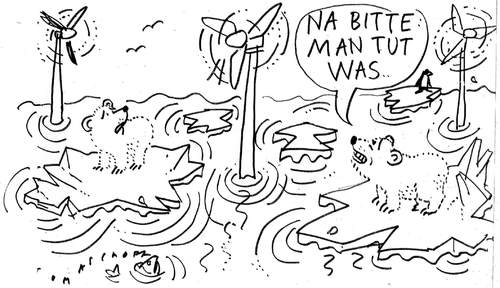 Cartoon: Kopenhagen (medium) by Jan Tomaschoff tagged kopenhagen,copenhagen,climate,summit,klimagipfel