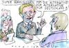 Cartoon: Alternative (small) by Jan Tomaschoff tagged fdp,afd