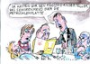 Cartoon: Generationen (small) by Jan Tomaschoff tagged generationen,alte,rentner,alterspyramide