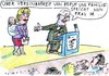 Cartoon: Karriere (small) by Jan Tomaschoff tagged frauen,beruf,karriere