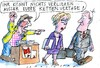 Cartoon: no (small) by Jan Tomaschoff tagged jobs,economy