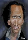 Cartoon: Caricature (small) by MRDias tagged caricature