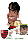 Cartoon: Caricature freela (small) by MRDias tagged caricature