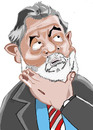 Cartoon: Presidente Lula (small) by MRDias tagged caricature,cartoon
