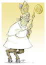 Cartoon: Pedophilia (small) by Damien Glez tagged pedophilia,church,pope,bishops,priests