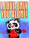 Cartoon: Happy Valentine (small) by FeliXfromAC tagged valentins,tag,felix,alias,reinhard,horst,bär,bear,love,liebe,herz,herzen,heart,hearts,aachen,design,line,comic,cartoon,grüße,greetings,