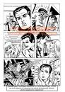 Cartoon: Superhero Sample Page 01 (small) by FeliXfromAC tagged illustration,retro,marvel,battle,kampf,cover,cartoon,comic,horst,reinhard,alias,felix,condor,geier,spiderman,spinne,aachen,design,line