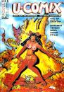 Cartoon: U-ComiX Cover Rotstrapschen (small) by FeliXfromAC tagged pin,up,wallpaper,comic,cartoon,bear,bär,rotkäppchen,lttle,red,riding,hood,fairy,tale,märchen,bad,girl,frau,woman,glamour,erotic,poster,50th,felix,alias,reinhard,horst,stockart