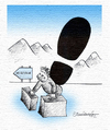 Cartoon: migration (small) by halisdokgoz tagged migration