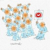 Cartoon: SCREAM (small) by halisdokgoz tagged scream