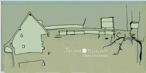 Cartoon: sinnsucht (medium) by diebiene tagged berlinberlinberlin