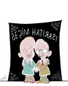 Cartoon: Erinnerungsfoto  vor der Wahl (small) by Hayati tagged kilicdaroglu,erdogan,recep,tayyip,kemal,secim,wahl,urne,tuerkei,juli,juni,hayati,boyacioglu