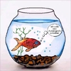 Cartoon: Autobiografie (small) by sier-edi tagged fisch,autobiografie,fischglas