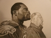 Cartoon: Vick and Reid (small) by Manassehj tagged sports