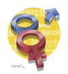Cartoon: 8 MARCH WOMANS DAY (small) by donquichotte tagged 8mrch