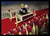 Cartoon: DICTATOR AND TOLERANCE-2 (small) by donquichotte tagged dic2