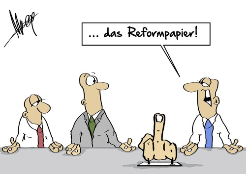 Cartoon: Reformpapier (medium) by Marcus Gottfried tagged griechenland,eu,ezb,europa,schulden,varoufakis,geld,währung,reformpapier,reformliste,stinkefinger,griechenland,eu,ezb,europa,schulden,varoufakis,geld,währung,reformpapier,reformliste,stinkefinger