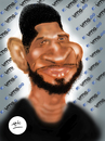 Cartoon: Usher (small) by Majid Atta tagged majid,atta