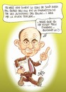 Cartoon: FELIX MILLET (small) by SOLER tagged caricatura,chiste,orfeo