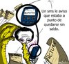 Cartoon: Empresas modernos (small) by LaRataGris tagged despido,moderno