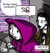 Cartoon: revolucion (small) by LaRataGris tagged laratagris,revolucion