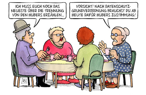 Cartoon: DSVGO (medium) by Harm Bengen tagged trennung,scheidung,klatsch,dsvgo,datenschutzgrundverordnung,zustimmung,susemil,harm,bengen,cartoon,karikatur,trennung,scheidung,klatsch,dsvgo,datenschutzgrundverordnung,zustimmung,susemil,harm,bengen,cartoon,karikatur
